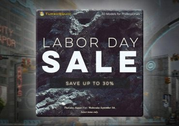 Labor Day Sale: Save up to 30% | Turbosquid