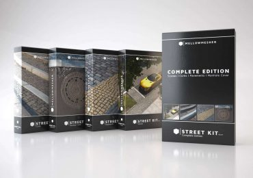 COMPLETE EDITION Street Kit No.01 | Mellowmesher