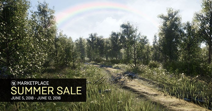Unreal Engine Marketplace Sale!