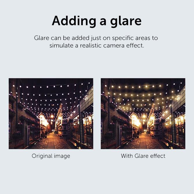 Glow & Glare (Extension for Photoshop) By Bogdan Bogdanović