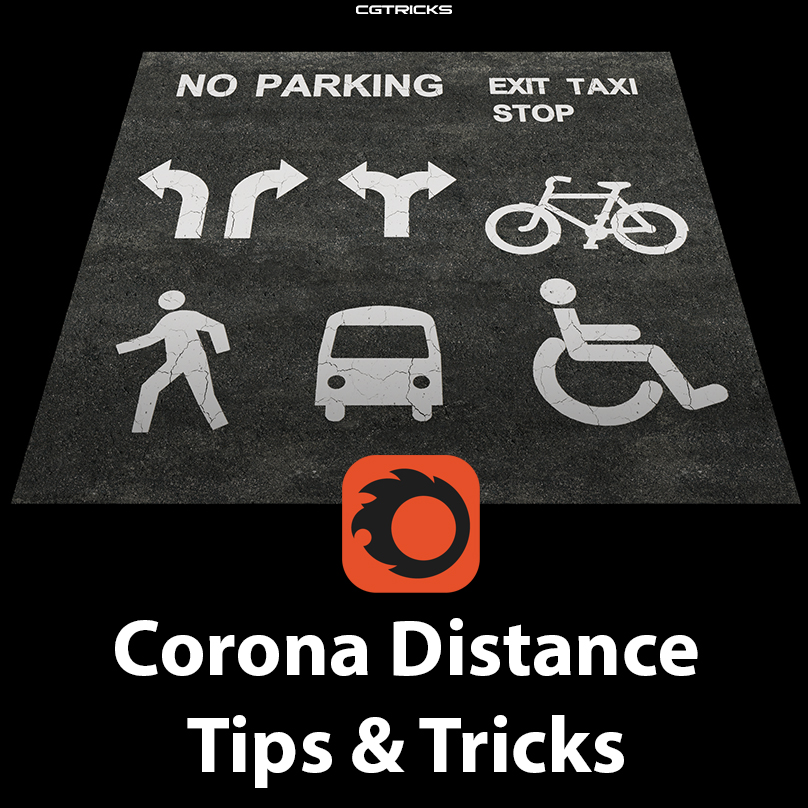 Corona Distance | Tips & Tricks – Part2