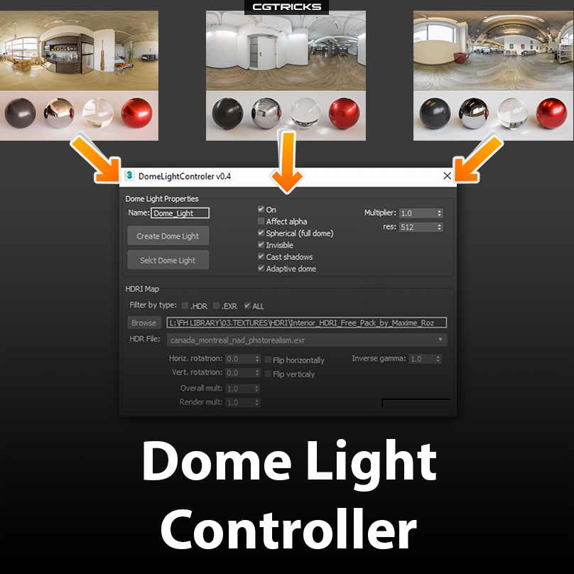 Dome-Light-Controller