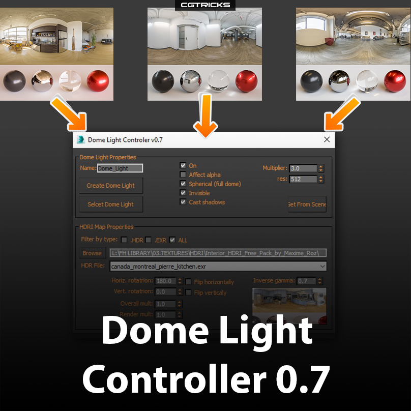 Dome Light Controller UPDATE 0.7