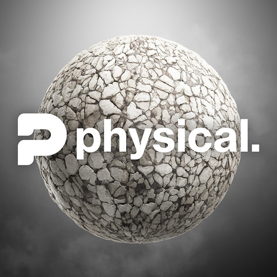 Physical – The new 2020 collection containing 500 PBR textures | CGAXIS