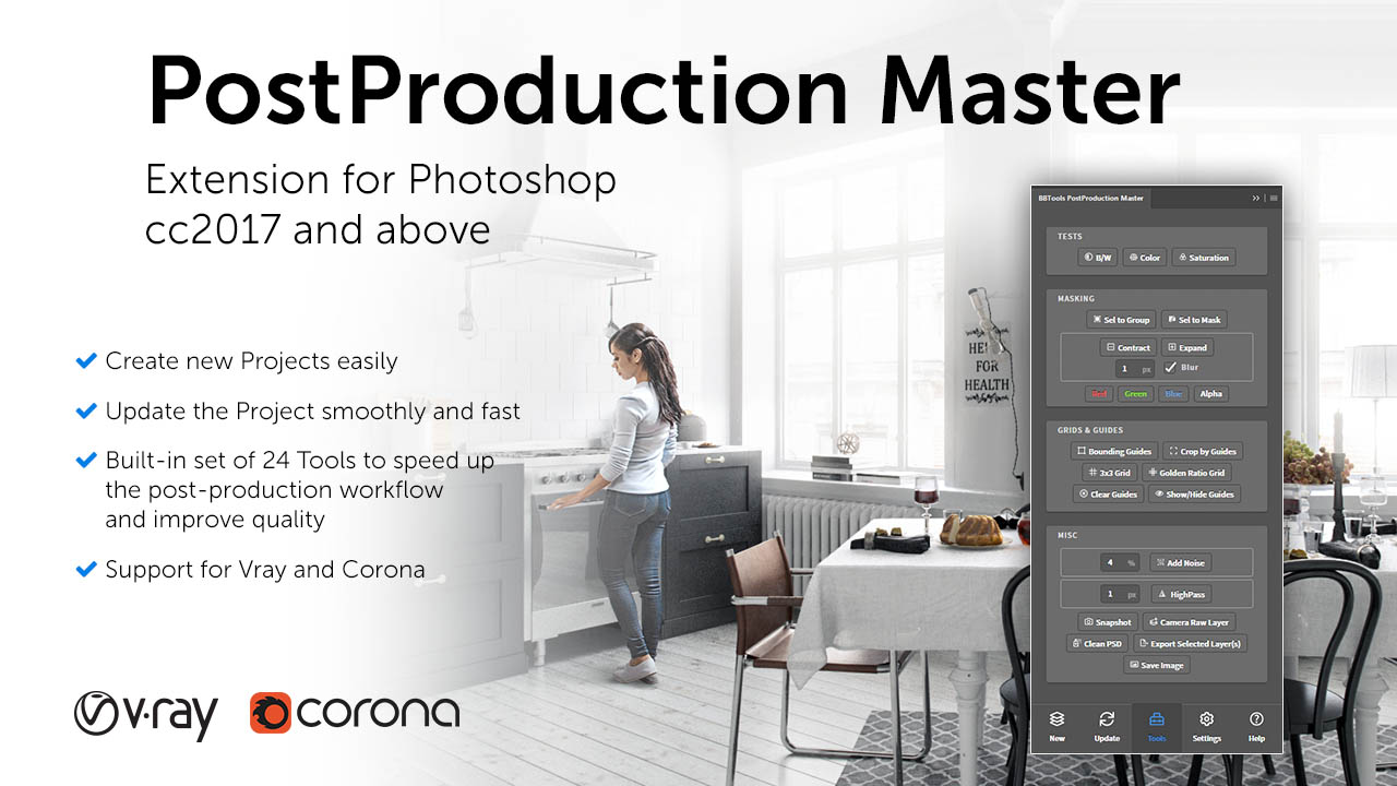 PostProduction Master