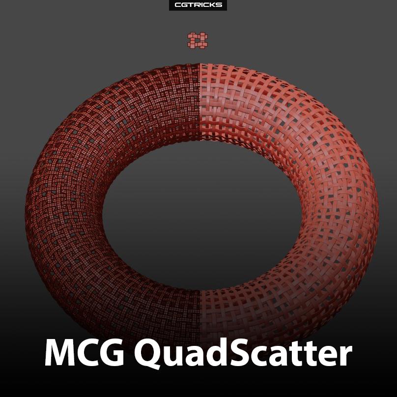 MCG QuadScatter
