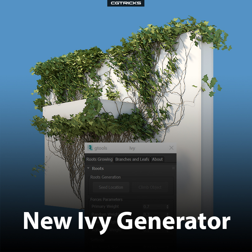New Ivy Generator | Guillermo M Leal LLaguno